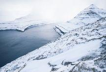 Moodboard - The Winterlands