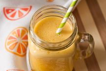 Juicing/smoothies / by Krystle Caricaburu