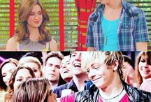 /AUSTIN & ALLY/ / There's no way i can make it without you!