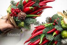 Овощная флористика
