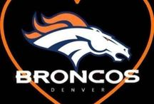 Go Broncos! / by Kim Washington