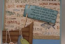 Cards for the big boys / by Wendy Evans