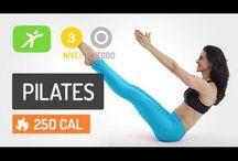 Exercício pilates e fortalecimento