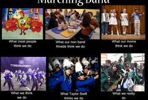 Band Geek / by Christy Risher