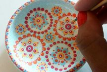 Porselein schilderen / Porselein schilderen