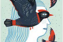 Illustration / by Gemma Taylor