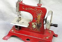 Sewing machines / by American Sewing Guild Chicago IL