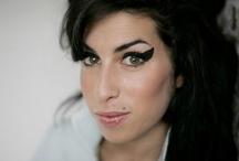 Amy Winehouse # I'm a fan / by Jo Ruth