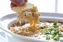 dip recipes / by Bobbi Stum