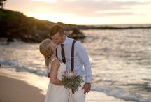 Kapalua Maui Weddings / Maui wedding photo inspiration from Kapalua, Maui #aiharavisuals