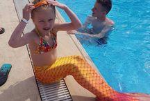 Delfina Sea Princess for child