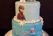 FROZEN Birthday Ideas / by Donna Russell-Robinson