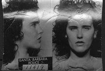 "Elizabeth Short, ""The Black Dahlia."""