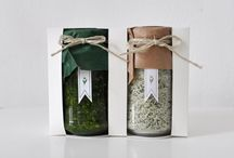 Retail Packaging | Concepts & Design / Fun and different ways to present and sell F&B products