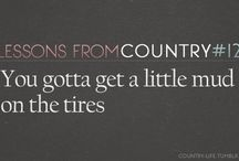 Country ♥ / by Haley Maples