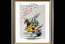 Alice in Wonderland / Everything Alice.