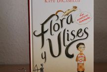 """Flora y Ulises"" de Kate DiCamillo"