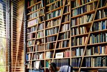 Beautiful spaces for writers / Beautiful spaces for writers, dream offices, inspirational libraries...
