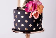 Wedding Themes: Polka Dot Weddings / Everything polka dot inspired for your bright and quirky wedding