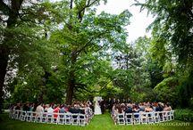 Outdoor & Waterfront Weddings at Glen Foerd