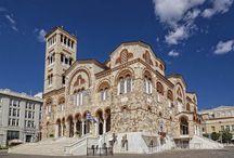 Piraeus - Churches / The Churches of Piraeus.