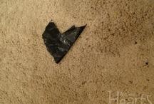 plastic bags-michelles hearts