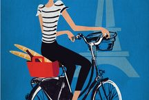Bike posters / Posters & Bikes & Bicycles
