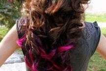 Cute Hair Ideas / by Tara DeBockler