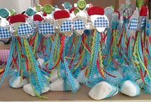 Vabtisi crafts / Ιδέες για να οργανώσετε μόνοι σας την βάφτιση των παιδιών σας !