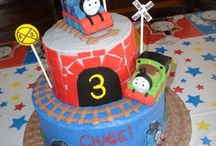 James 2nd bday