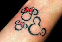 Tatuagens fofas
