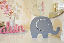 Dekoratif Objeler /  CHILDREN'S ROOM ACCESSORIES / HOME DECOR ACCESSORIES
