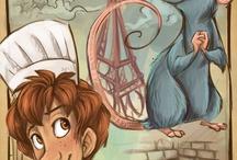 W. Disney - Ratatouille - 2007