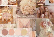 white / Nued weddings
