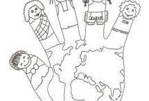 děti z celého světa