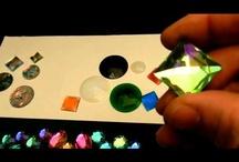 dichroic synesthesia spiritual human glass art
