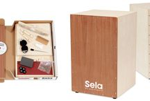 Build Your Own Sela Cajon! / Get your own Sela Cajon Kit and build a cajon on your own!