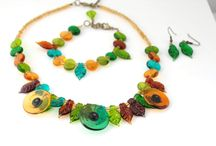 Work, lampwork / Murano Glass Jewellery