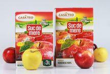 Suc de Mere / Suc natural de mere, obtinut 100% din fruct