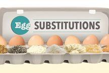 Food: Vegan Treats / Egg- & Dairy-Free recipes