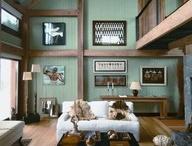 Living Room / by Kabria Davies