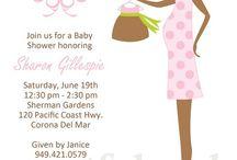 Marina's Baby Shower Ideas
