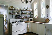 kitchen / by Amie Beswick