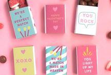 Valentijn dag geschenken