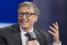 President Obama and Bill Gates to announce historic investment in clean energy research / Klima Paris 2015