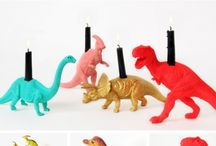 Dino party / by Hillary Everett