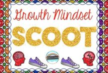 Learning With a Growth Mindset / Encouragement and ideas for promoting a growth mindset with your students!