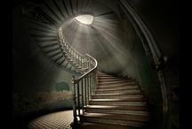 лестница тату