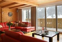 Chalet Narnia - St Anton am Arlberg, Austria / Contemporary meets traditional in this luxury and newly refurbished chalet located in the heart of St Anton. Sleeps up to 12 people with large open plan living/dining area and its own sauna and outdoor hot tub.
