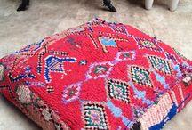 Bordados, tapices y cojines